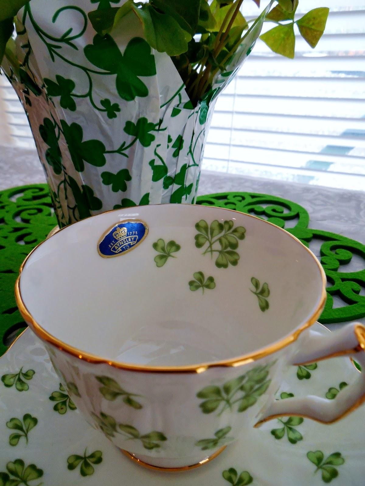Teatime Journeys A Tea For St Patrick S Day