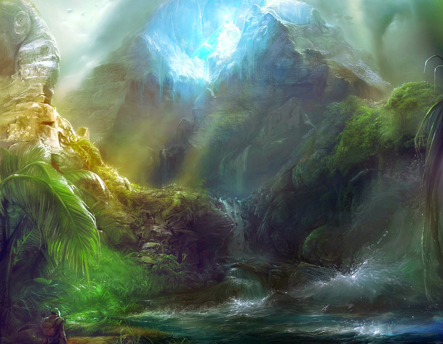Stunning Hd Fantasy Wallpapers: Hdwallpapers.org.in: Beautiful Fantasy Hd