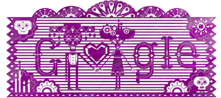 Day of the Dead 2016: Google Doodle