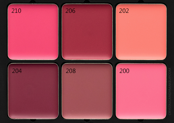 Make Up For Ever Ultra HD Cream Blush Palette Review MUFE