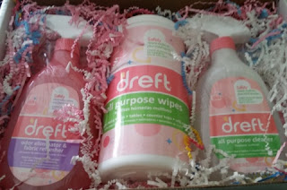 dreft household cleaners