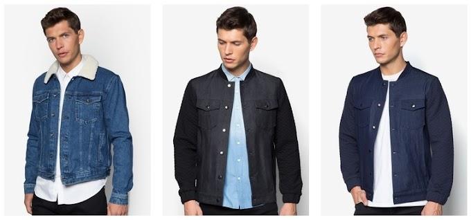 Jenis-Jenis Fesyen Jaket Lelaki Yang Bergaya Dan Terkini