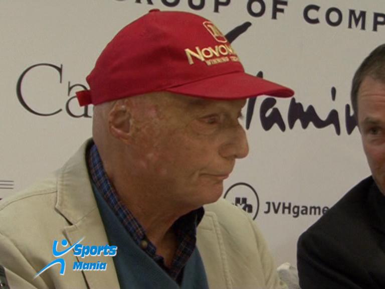 Δείτε τι είπε ο Niki Lauda σε ελληνική εκπομπή! [Video]