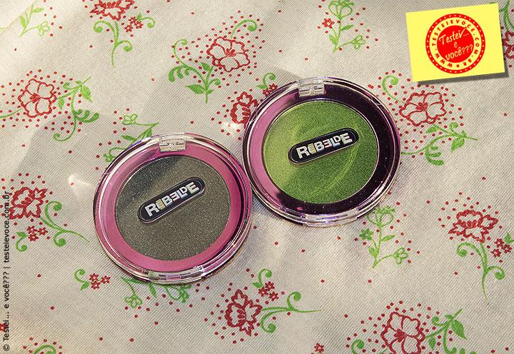 Sombras Magic Eyes (Green e Black) Rebelde - Fenzza