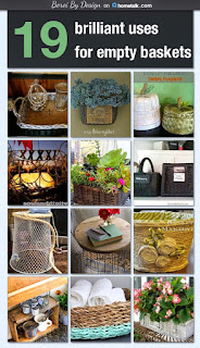 baskets tutorials crafts diy how to instructions upcycle recycle