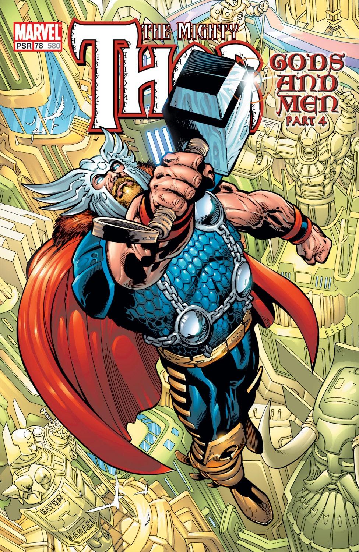 Thor (1998) Issue #78 #79 - English 1