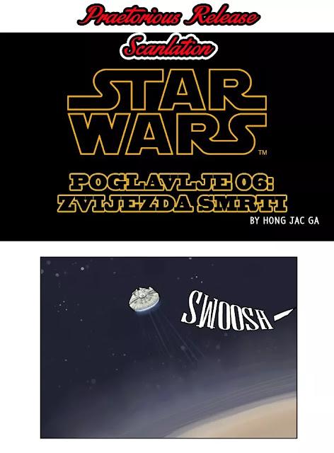 Zvijezda Smrti - (Webcomic Star Wars) - Ratovi Zvezda