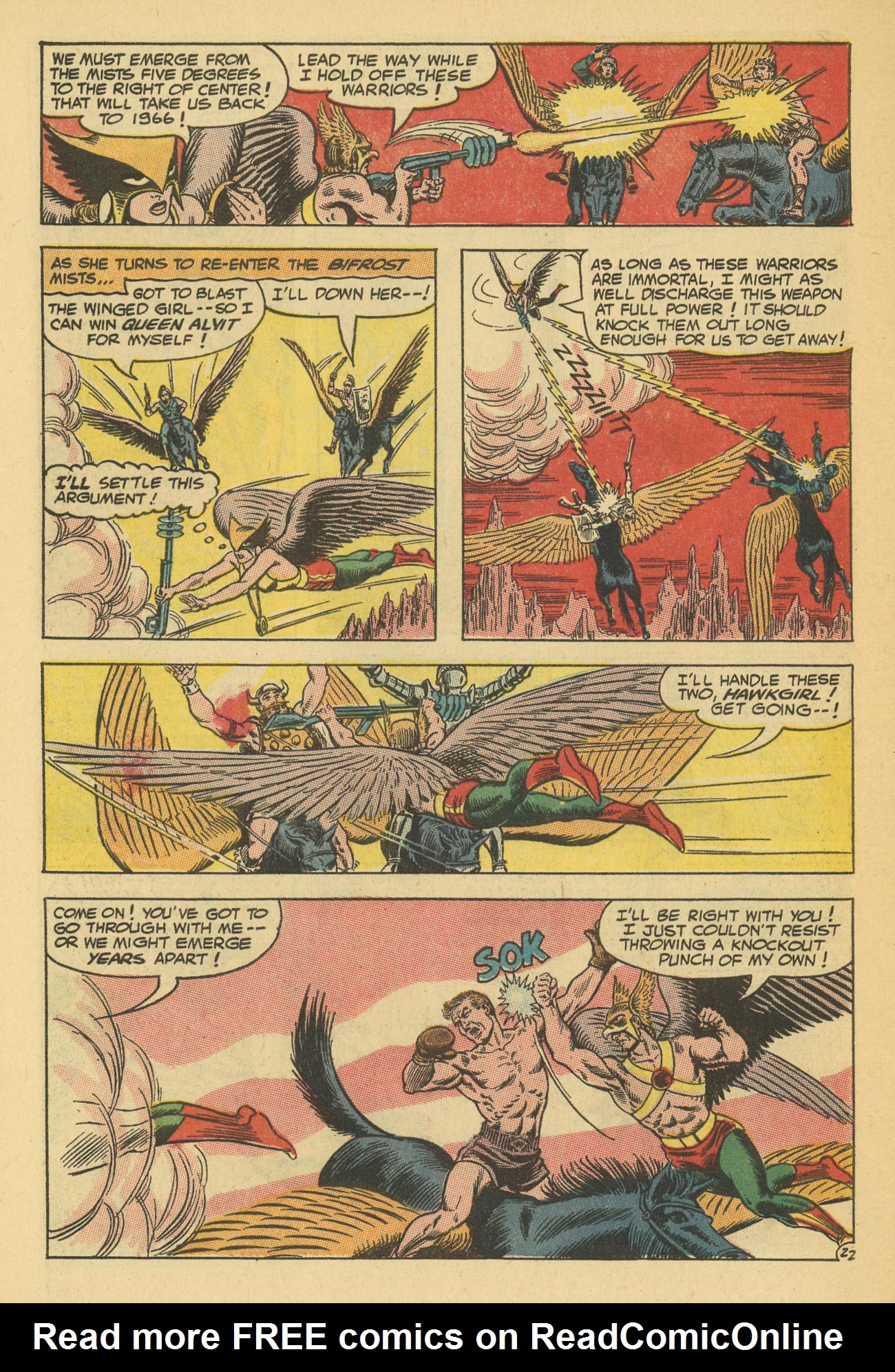 Hawkman (1964) issue 13 - Page 30