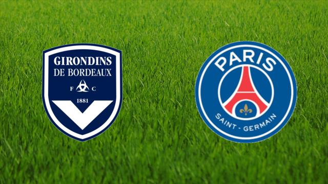 Bordeaux vs Paris Saint Germain Full Match And Highlights