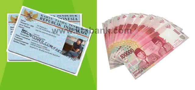 pinjaman online tanpa agunan syarat ktp saja