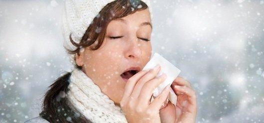 Resultado de imagen de resfriado por frio