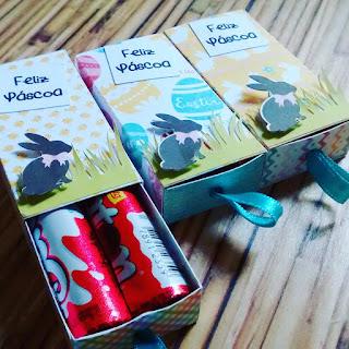Embalagens para a Páscoa - Ateliê Memórias e Retalhos
