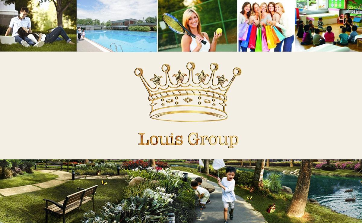 Tiện ích dự án Louis City Hoàng Mai