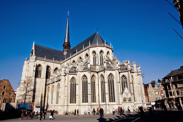 Iglesia de San Pedro (Lovaina, Flandes)