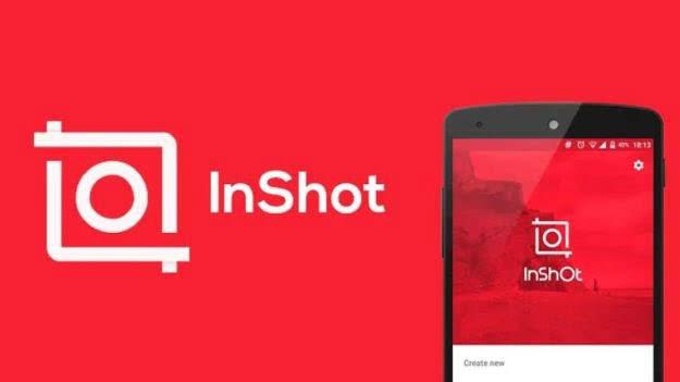 cara menggabungkan video dengan Inshot