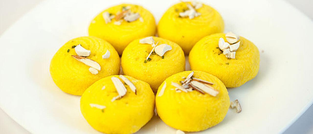 केशर पेढा - पाककला | Keshar Pedha - Recipe