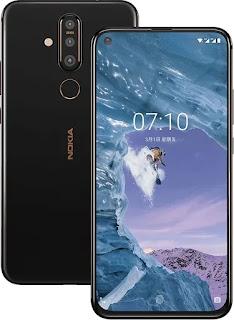 ظهور هاتف Nokia X71 أو Nokia 8.1 plus على موقع Geekbench و هذه هي مواصفاته