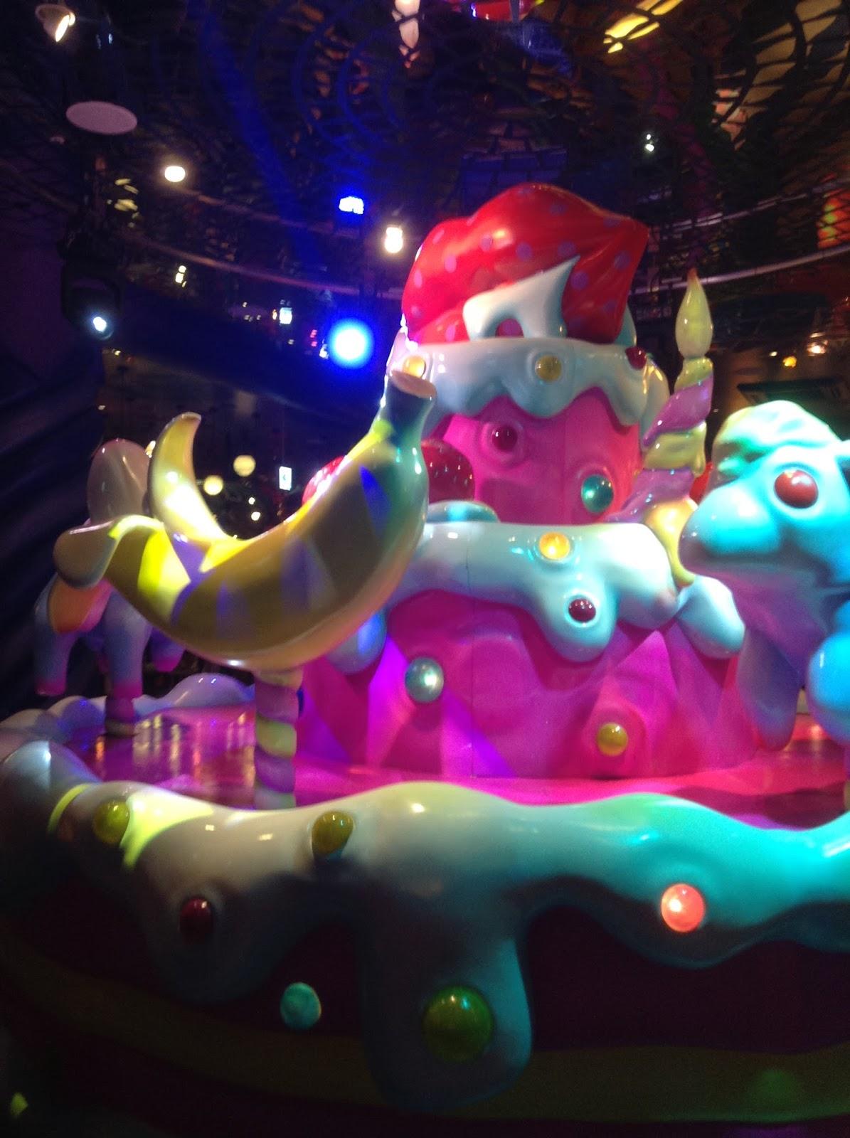 Kawaii Merry go round