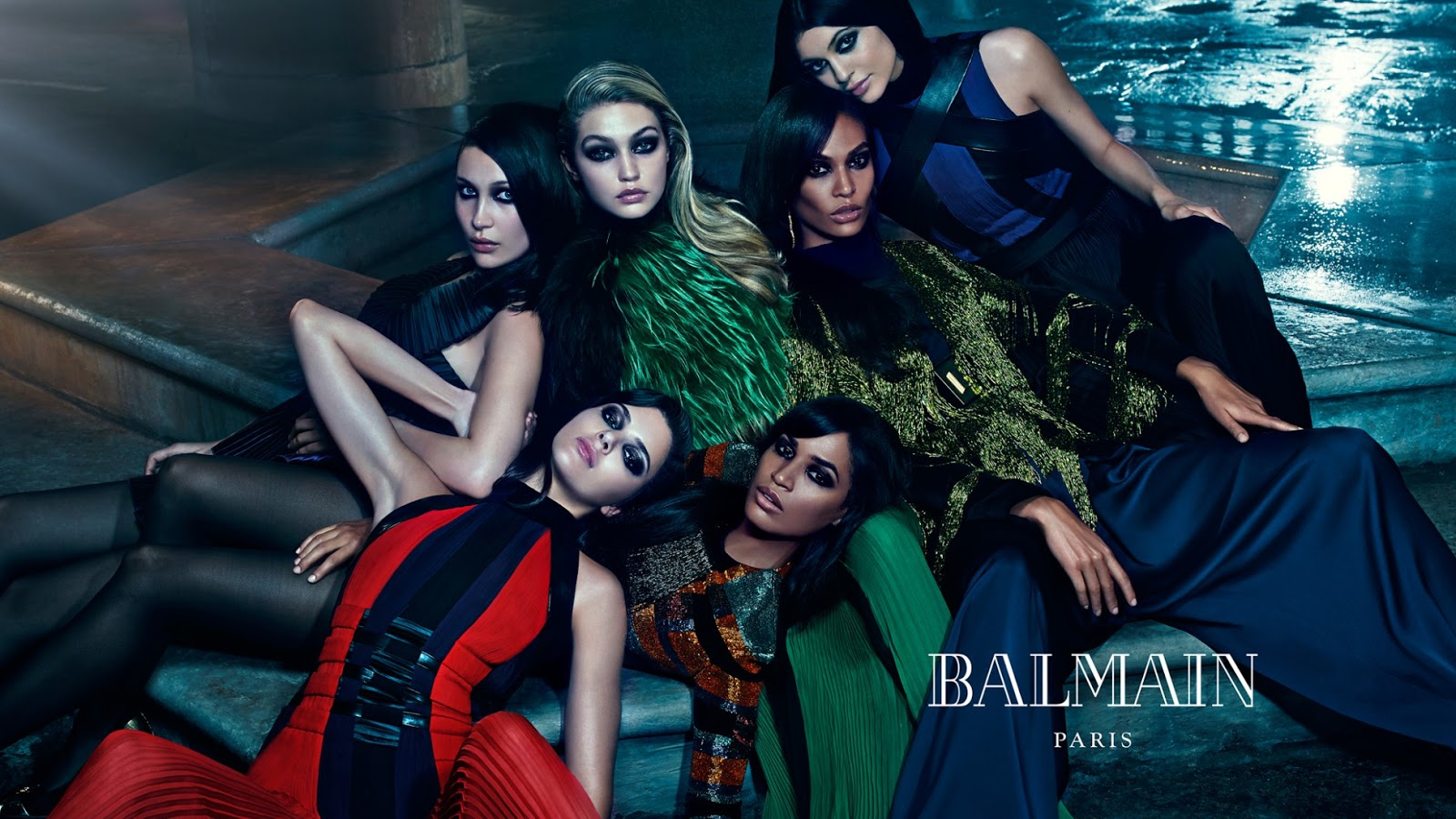 8b4a31d7058c Balmain s Fall 2015 Ads Campaign  A Sister (And Brother) Act - Sugareal