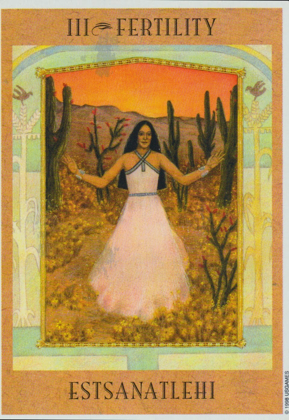 Lady Oracle Tarot: April 29, 2014, New Moon In Taurus With