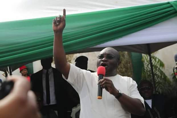 Judge us by our works – @GovernorIkpeazu tells Abians