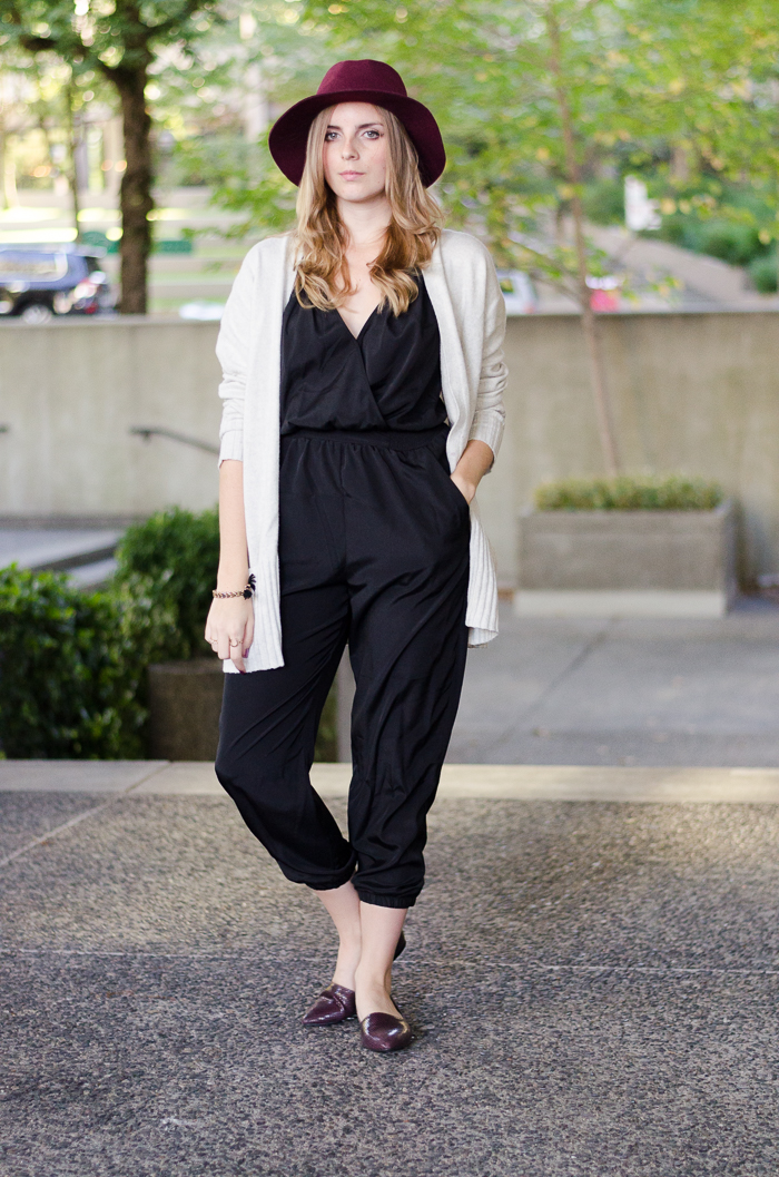 How to Style a One-Piece Jumpsuit