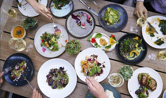 Restaurante Plant Food + Wine em Miami
