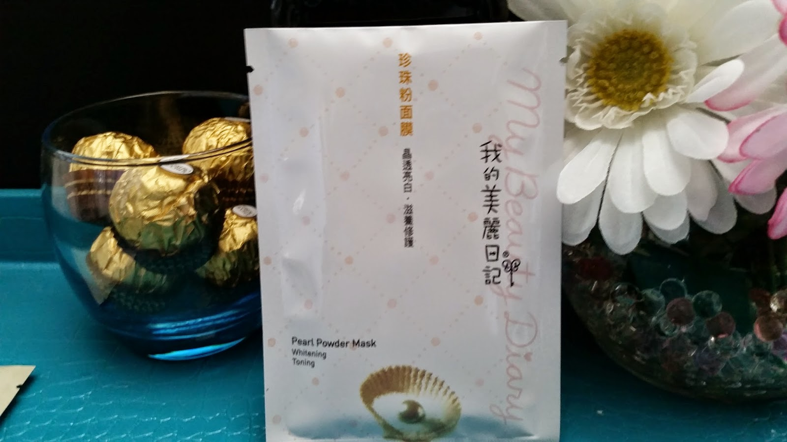 Pearl Powder Mask