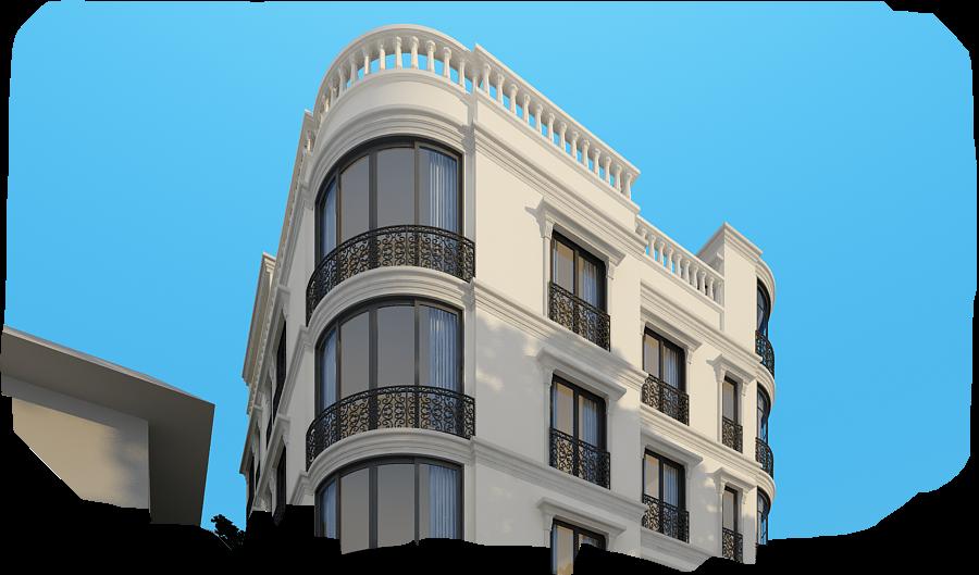 Bountique Hotel Design