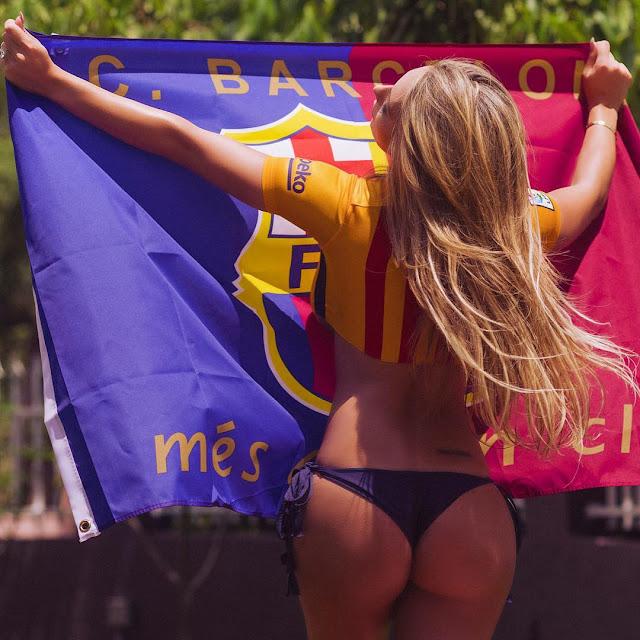 Sexy Barcelona: Livia Gullo (pt. II)
