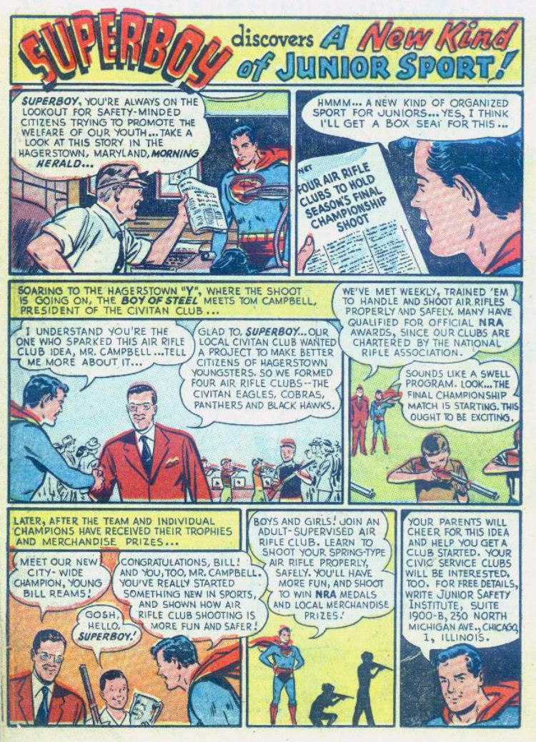 Read online Action Comics (1938) comic -  Issue #176 - 16
