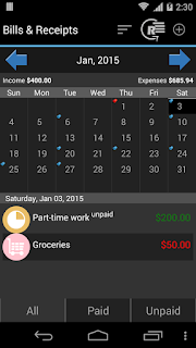 download My Wallet – Expense Manager app apk free