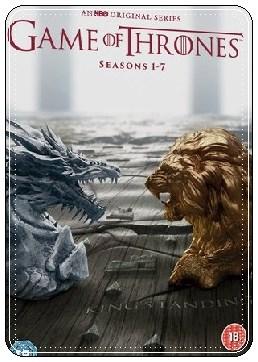 Game of Thrones 1ª a 7ª Temporada Completa Torrent (2011-2017) BluRay 720p| 1080p Dublado / Dual Áudio