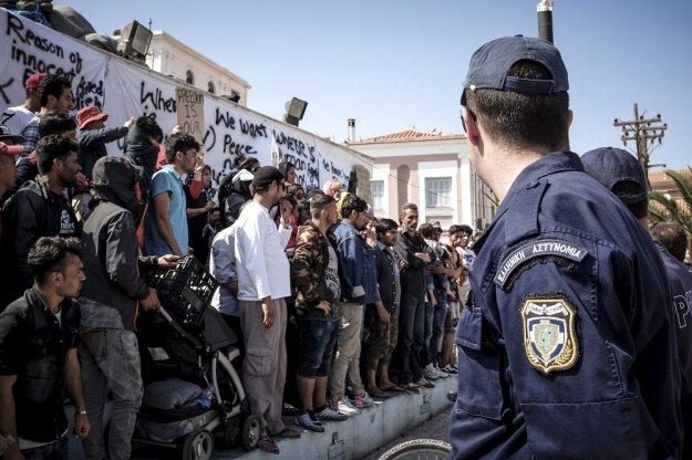 Βίτσας: Διπλασιάστηκαν το καλοκαίρι οι μεταναστευτικές ροές