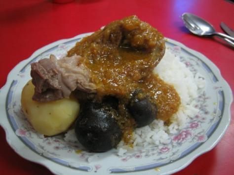 Recetas de comida Boliviana: THIMPU