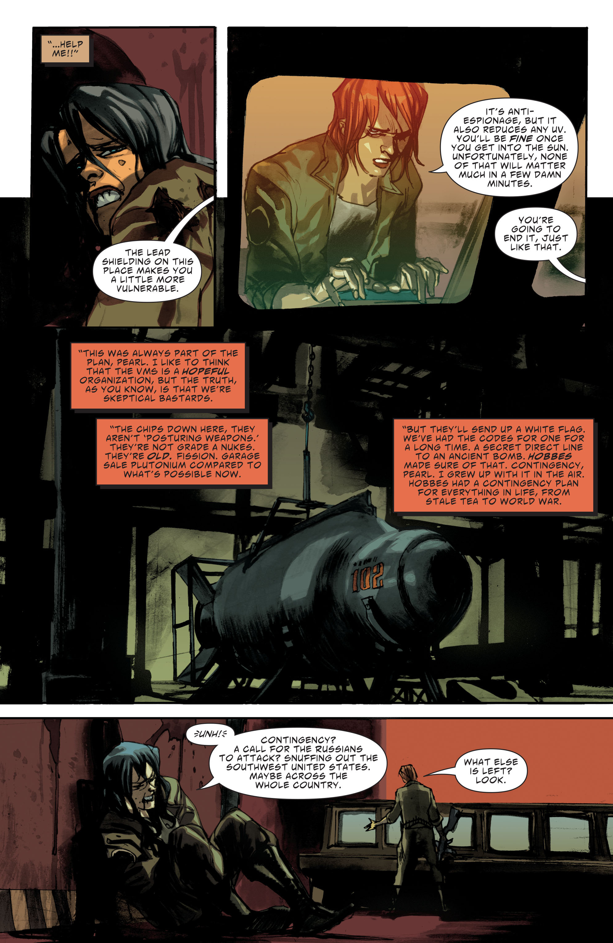 Read online American Vampire: Second Cycle comic -  Issue #10 - 11