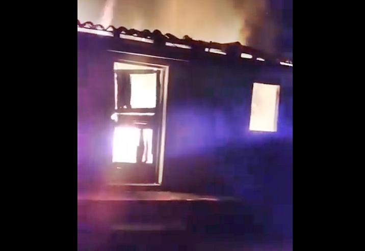 9ec64342c2 MIRANTE  Mulher tem casa incendiada por vândalos na Zona Rural do ...