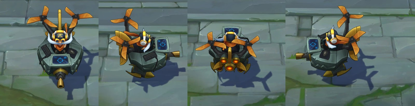 Fnatic Receives Long Awaited Team Skins; Nidalee Nerf