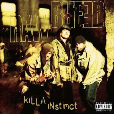 Raw Breed - Killa Instintc