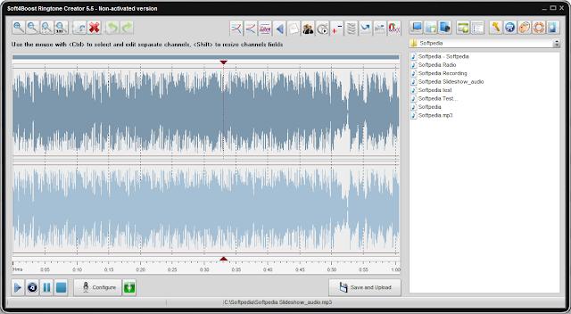 تحميل برنامج صانع النغمات للكمبيوتر Ringtone Creator
