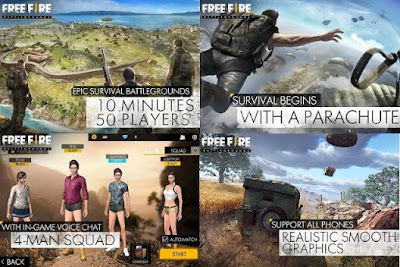 Download Free Fire Battlegrounds Mod Apk Data v1.12.0 Full Version