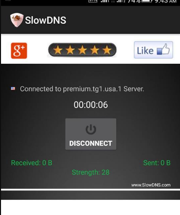 Raid: Vodafone Free Internet Trick For Ghanaian Users Via Slow DNS