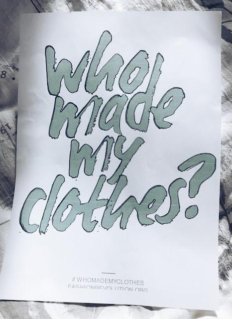Kuka teki sun vaatteet?