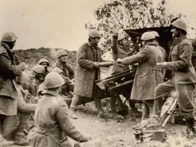 Πώς η VΙΙΙ Μεραρχία συνέτριψε την ιταλική επίθεση στην Ηπειρο