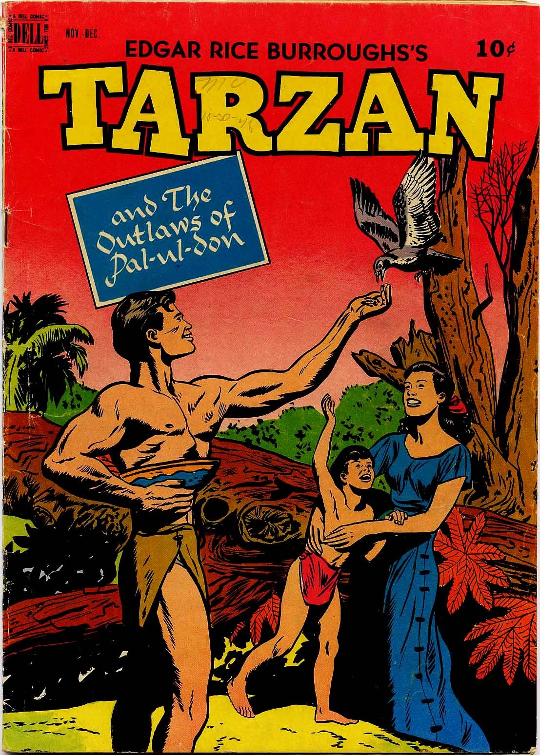 Tarzan (1948) issue 6 - Page 1