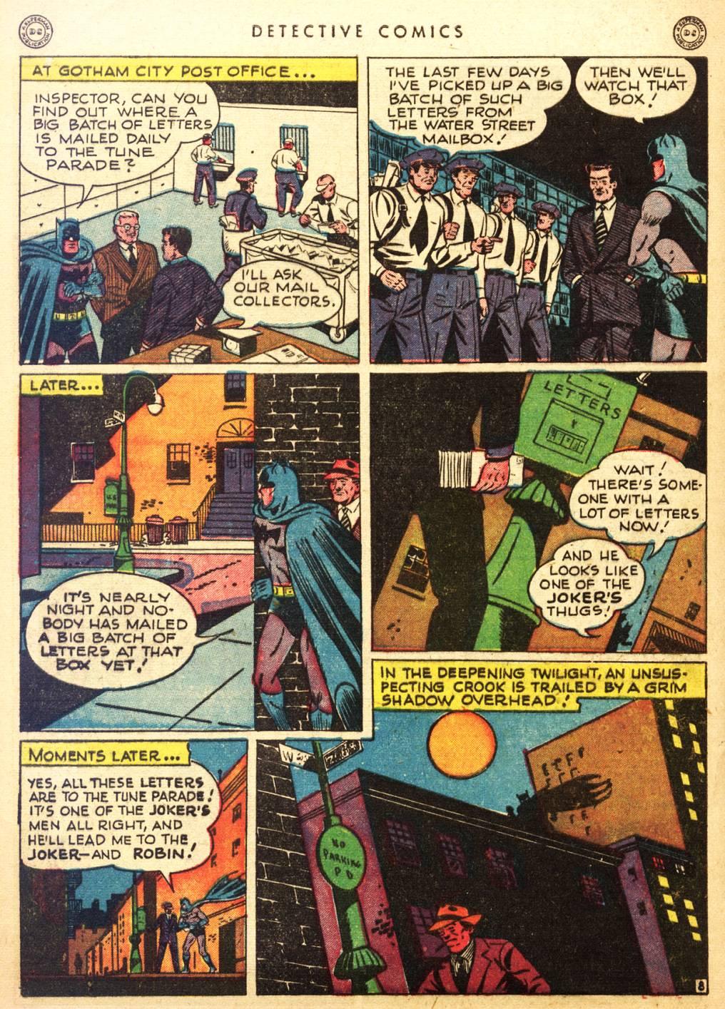 Detective Comics (1937) 124 Page 9