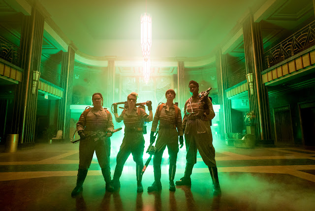 Ghostbusters: Movie Review