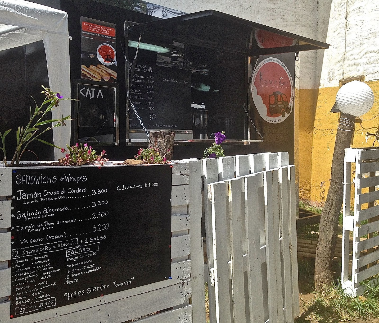 Southern Cone Travel: Food Trucks for Patagonia