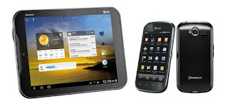 Pantech Element tablet and Pantech Burst 4G LTE smartphone available on AT&T