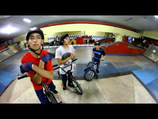 Buqiet Skate Park Bandung